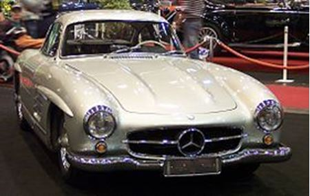 Picture for category W198- 300SL 54-63
