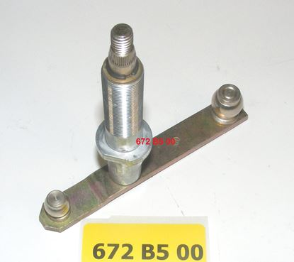 Picture of BMW wiper shaft, left, 61611355156