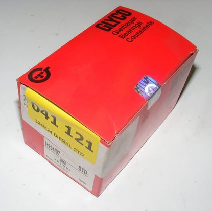 Picture of BMW 324DT/524DT main bearingS set, H994/7