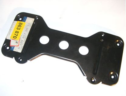 Picture of license plate bracket,w124,w201,1248170011
