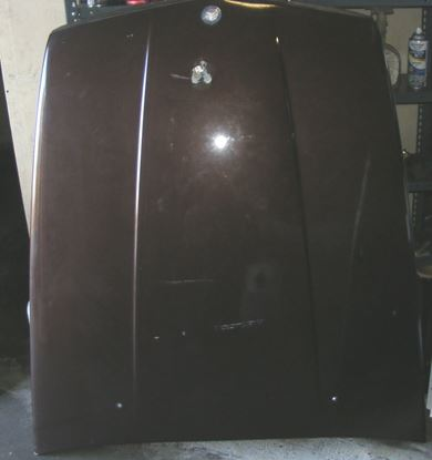 Picture of hood,380,450,560sl 1078801457