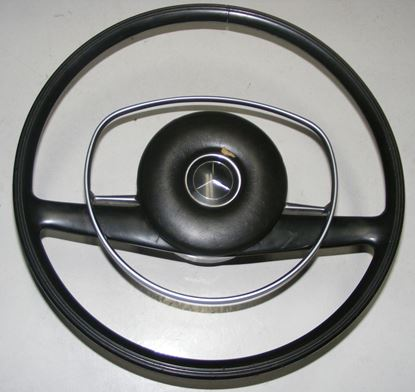 Picture of steering wheel, old cars 68-73 1154640201