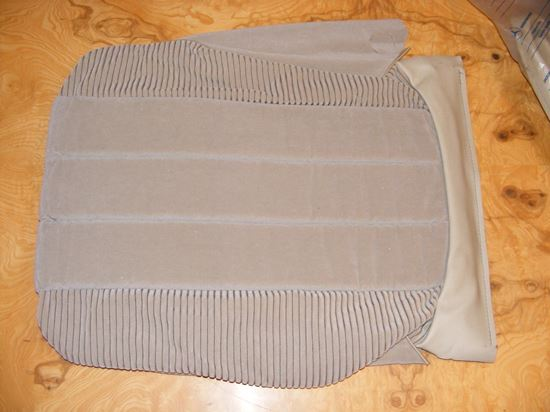 Picture of SEAT COVER, W123 77-85 123910447