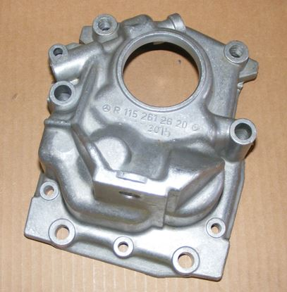 Picture of Mercedes transmission housing 1152602216