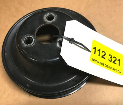 Picture of Mercedes water pump pulley 1042000005 USED