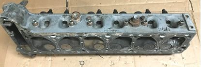 Picture of Mercedes 250 cylinder head 1140101120
