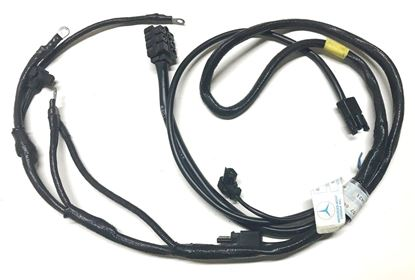 Picture of Mercedes 190D 2.2 glow plug wiring 2015405708 sold