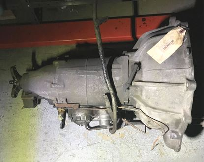 Picture of Mercedes 450sel 6.9 transmission 1162701801